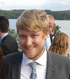 Mattias Andersson, Uppsala, Sweden